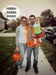 Family Dog Halloween Costumes 25 Flintstones Family Costumes Ideas