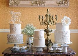 Wedding Cake Display 25 Inspiring Wedding Cake And Dessert Tables Onefabday Com