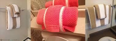 towel folding ideas for bathrooms me decorating the towel folding ideas for bathrooms best me