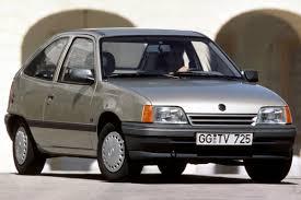 kadett opel opel kadett 2 0 gsi 16v manual 1989 1991 150 hp 3 doors