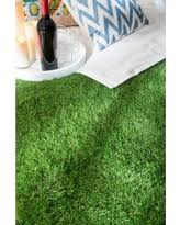 Fake Grass Outdoor Rug New Deals On Green Outdoor Rugs