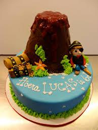 pirate volcano cake zoe elizabeth gottehrer flickr