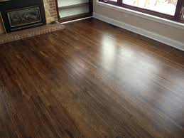 flooring refinishing oak floors darker without sanding buffing