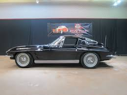 1963 corvette fuelie for sale 1963 chevrolet corvette split window fuel injected s matching