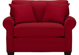 Red Armchair For Sale Red Chairs Fabric Microfiber Living Room