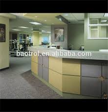 Office Reception Desk Designs New Products White Modern Reception Desk Reception Counter Desk