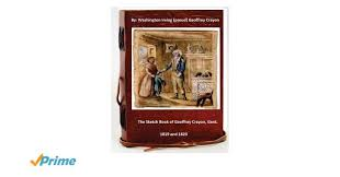the sketch book of geoffrey crayon gent by washington irving