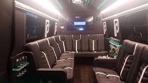 luxury mercedes sprinter mercedes sprinter interior mercedes sprinter limo party bus rental