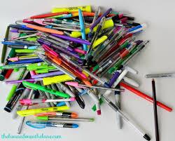 Pen Organizer For Desk Quick U0026 Easy Diy Desk Organizer Calyx U0026 Corolla