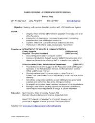 experienced professional resume template cover letter professional sample resumes sample professional