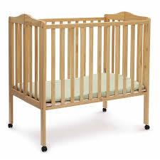 Delta Crib Mattress Delta Children Folding Portable Crib With Mattress Walmart