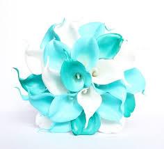 turquoise flowers 25 turquoise wedding flowers ideas on teal