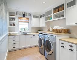 Laundry Room Decor And Accessories Eye Catching Laundry Room Shelving Ideas