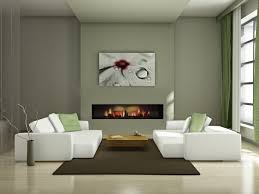 Modern Electric Fireplace Interior Design Modern Electric Fireplace Insert For Your