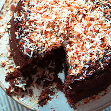 german chocolate cake frosting sweetened condensed milk 28