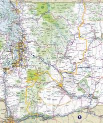 Aa Route Map Williams Lake To Bend