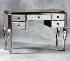 mirrored console vanity table vanities glass vanity table with mirror mirrored glass dressing
