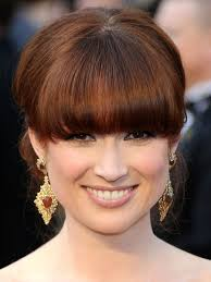 hairstyles for small forehead and oval face the best and worst bangs for oval faces beautyeditor