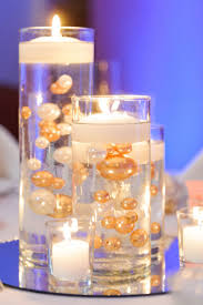Floating Candle Centerpiece Ideas Floating Cranberry Centerpiece Hgtv And Floating Candle