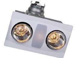 bath fan heater light combo bathroom 70 cfm exhaust fan with