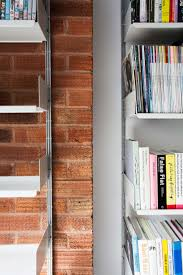 shelving system 606 wall mounted