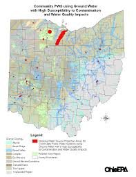State Of Ohio Map by Ohio Npsmp Watershed Action Planning Wap And Implementation