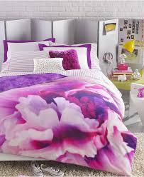 Cute Bedroom Sets For Teenage Girls Teen Vogue Bedding Violet Comforter Sets 79 00 I Love It
