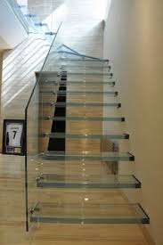 Modern Glass Stairs Design Image Result For Modern Glass Stair Railing Project Elk