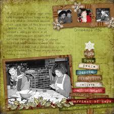 how to make a christmas scrapbook christmas celebrations