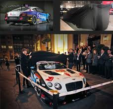 bentley gt3 rpj racing the unveiling