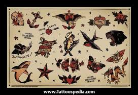 sailor jerry temporary tattoos