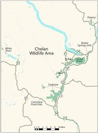 Wenatchee Washington Map by Chelan Wildlife Area Washington Department Of Fish U0026 Wildlife