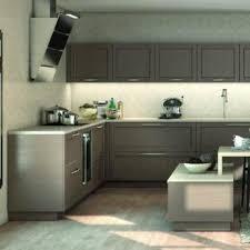 cuisine moderne taupe cuisine bois taupe le bois chez vous