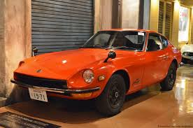 nissan fairlady z s30 toyota history garage nissan fairlady z 432 3 ran when parked