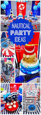413 best nautical party ideas images on pinterest nautical party