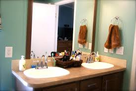 18 savvy bathroom vanity storage ideas hgtv bright countertop
