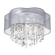 Chrome Flush Mount Ceiling Light by 104 Best Lighting Images On Pinterest Lamp Light Great Deals