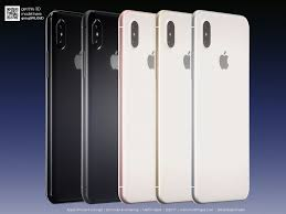 new iphone 8 concept images by hajek envision jet black and rose