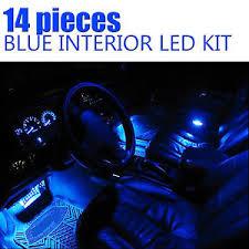 Car Interior Leds Blue Led Interior Lights Ebay