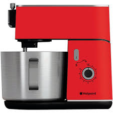 hotpoint hd line km 040 ar0 kitchen machine red hotpoint uk