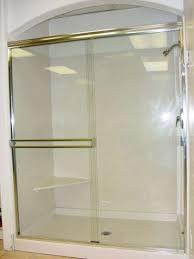 glass shower doors for bathtub bathroom design
