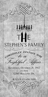 100 halloween invitation ideas pinterest best 20 halloween