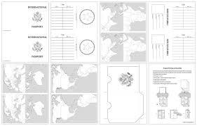 passport photo template word pdf reading passport by jen ee