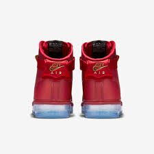 Nike Air Force One Comfort Nike Air Force 1 Comfort Lux University Red Latest Nike Shoes