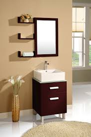 20 Inch Bathroom Vanity by Aqua Decor Cabritzo 20 Inch Modern Bathroom Vanity Set W Matching