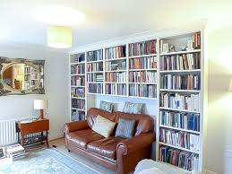Inbuilt Bookshelf Built In Bookcases For Your Book Collection