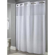 Hookless Vinyl Shower Curtain Hookless Shower Curtain Ebay