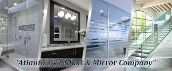 Window Replacement In Atlanta Glass U0026 Mirror Company Atlanta Ga Shower Enclosures