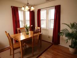 Dining Room Curtain Dining Room Curtains Livegoody