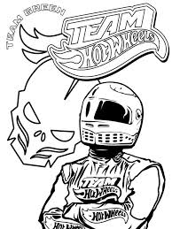 wheels team coloring pages green coloringstar